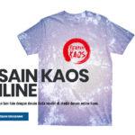 Telah Hadir : Layanan yang Mudah dalam Mendesain Kaos secara Online!